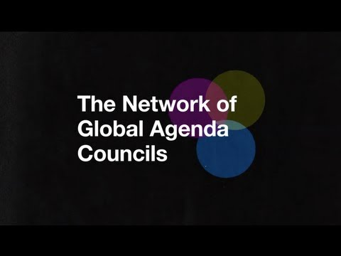 What are the Global Agenda Councils?