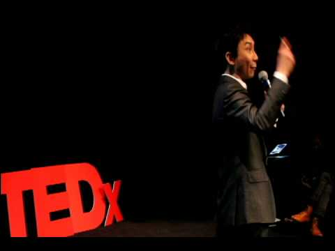 The Exotic East to the Emerging East: Hossan Leong at TEDxVictoriaHarbour