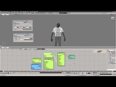 Softimage 2012 New Features — Syflex ICE