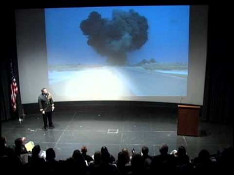 TEDxPentagon - LT John Pucillo, USN - No Limits, No Excuses