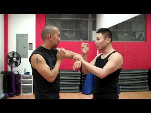 Wing Chun - Bong Sau/Lop Sau Drill (part 4)