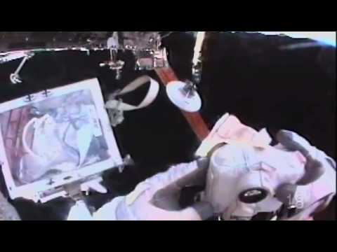 Our World: Learning About Astronaut Gloves and Tools On-Board the International Space Station