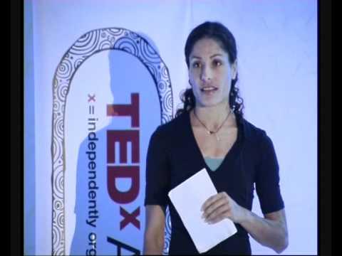 TEDxAcademy - Tina Kefala - 08/12/2010