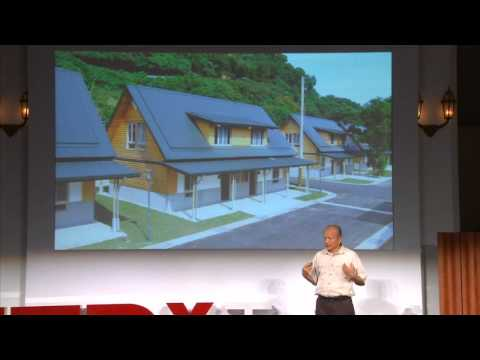 TEDxTaipei - Hsieh, Ying-chun (謝英俊) on returning the Power to People