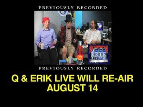 Q & Erik Live Promo : BFX : Teaser