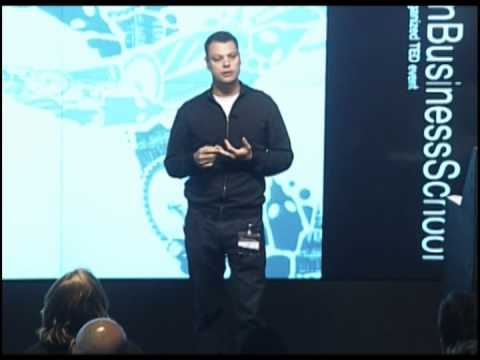 TEDxLondonBusinessSchool - Luke Dowdney - Real Strength: Transforming Communities