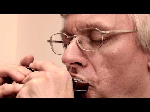The World's Tallest Jazz Harmonica Player - Hendrik Meurkens