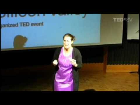 TEDxSiliconValley - Nancy Lublin - 12/12/09