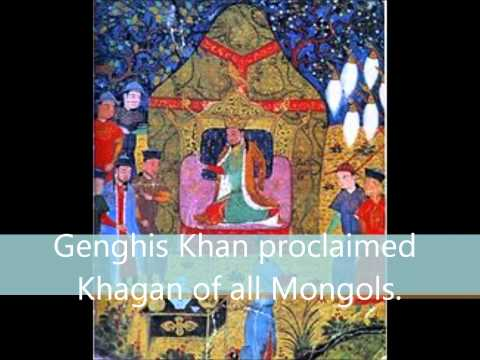 Osama - World history Genghis Khan.wmv