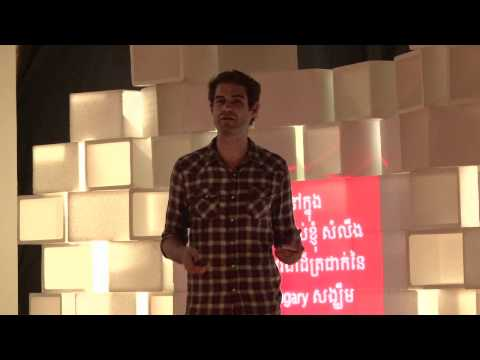 TEDxPhnomPenh - John Lovejoy - Dream big...but follow through.mp4