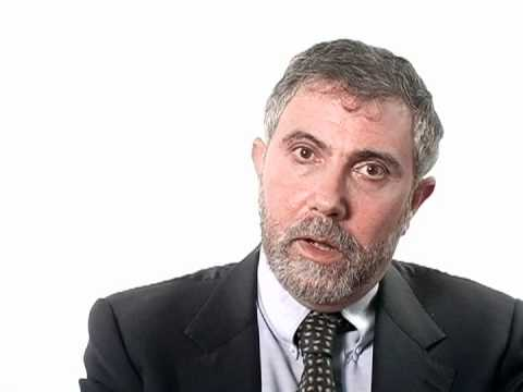 Paul Krugman on What's Changed in America