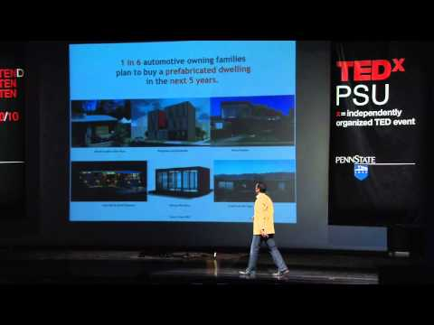 TEDxPSU - David Celento - Dwellings for the Digital Nomad