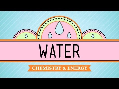 Water - Liquid Awesome: Biology #2