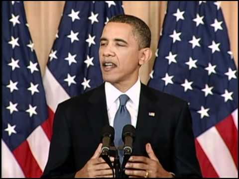 President Obama: Democracy is More than Elections (Arabic)
