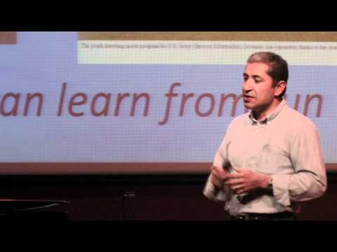 TEDxBoulder - James Mejia - Simple Education Reform