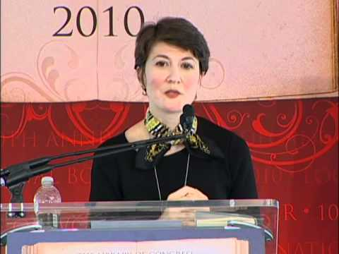 Olga Grushin: 2010 National Book Festival