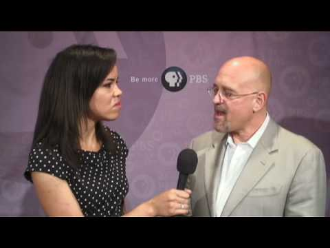 PBS at the TV Critics Press Tour | Daniel Gilbert interview