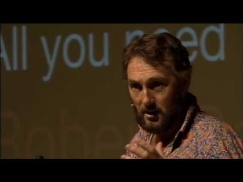 TEDxBrisbane- Robert Pekin - all your need is.... TO LISTEN