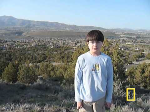 National Geographic Bee 2010 - Geographic Bee 2010 - NV Finalist