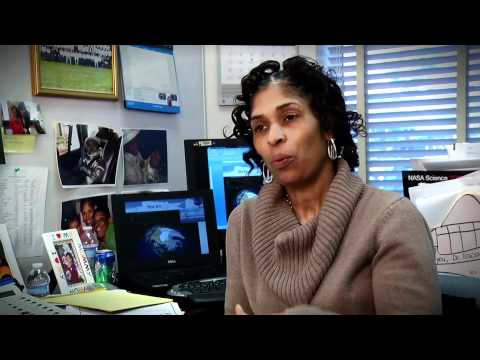 NASA African-American History Month Profile- Aprille Ericcson