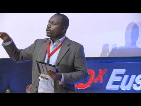 TEDxEuston - Kola Karim - Pushing entrepreneurial boundaries