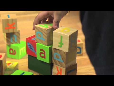 PBS KIDS Toys Educational Benefits: Exploration Blocks Letters