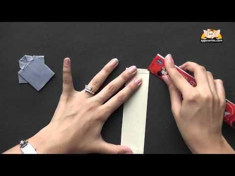 Origami - Make a Trouser (HD)