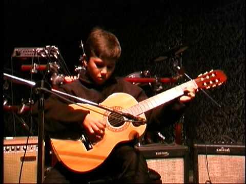Pierce Mendoza - Etude in A Minor