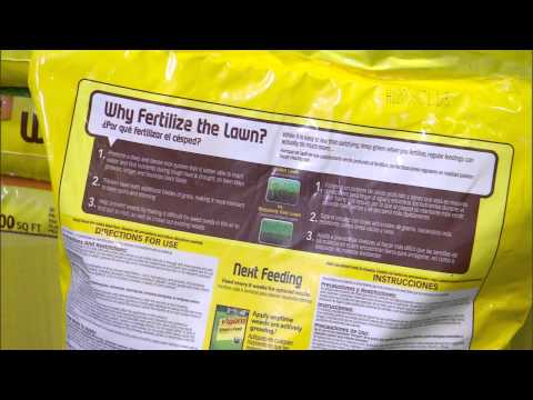 Vigoro Fertilizers and Seeds