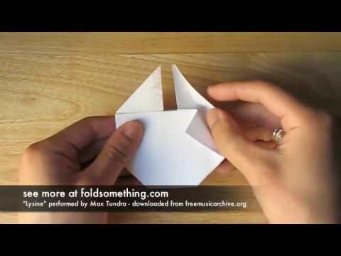 Origami Millennium Falcon
