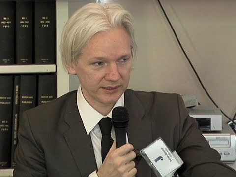 WikiLeaks: Assange Recalls Past Efforts to Block Site