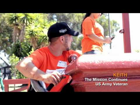 The Home Depot Foundation & The Mission Continues Kicks-off Celebration of Service 2011