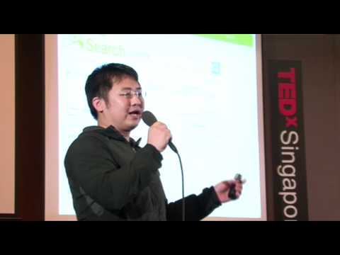 TEDxSingapore - Sebastian Ng - In search of language barriers