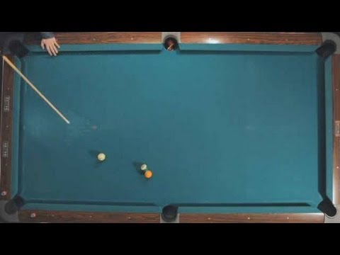 Pool Trick Shots / Fundamentals: Cut Shots