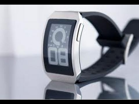 Phosphor World Time Curved E Ink Watch Review & Giveaway
