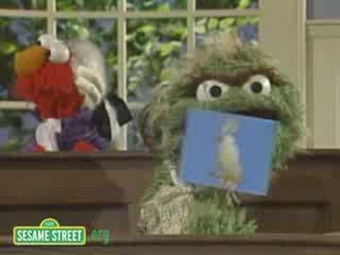 Sesame Street: The National Bird