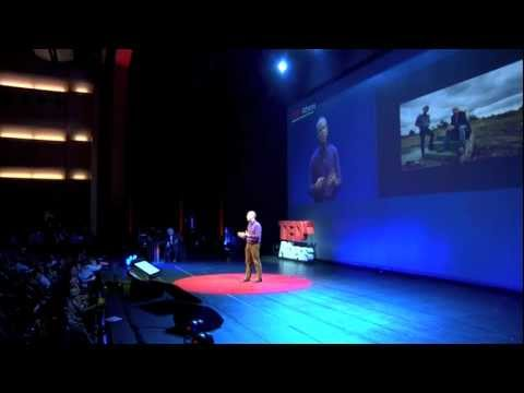 The rise of performance art: Glenn Lowry @ TEDxAthens