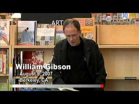 "William Gibson - Excerpt from ""Spook Country"""