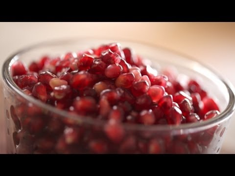 Perfect Pomegranates How To Seed Them || Kin Eats