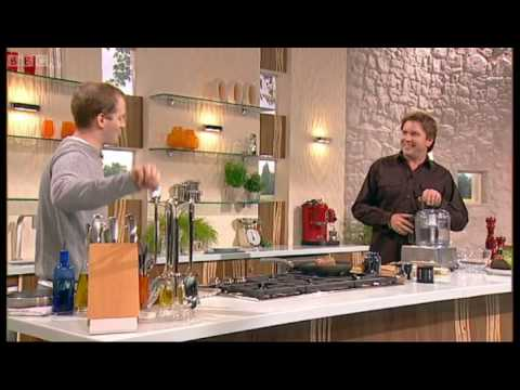 Seared Tuna with Apple Salad Part 1 - Saturday Kitchen - BBC