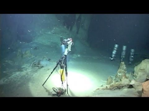 National Geographic Live! - Underwater Robot