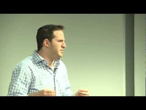 TEDxCooperUnion- Benji Strauss- We Need a Better Way to Communicate
