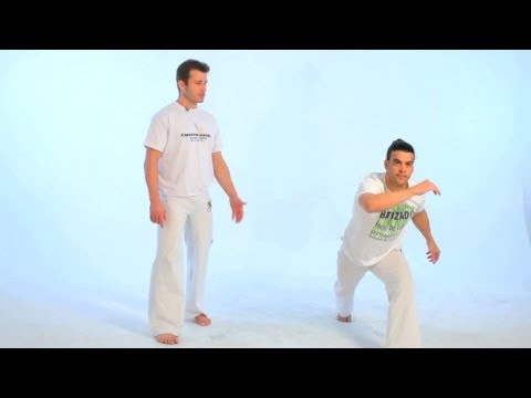 Role | Capoeira Basic Moves