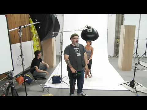 Zack Arias: How to Pose for a Portrait
