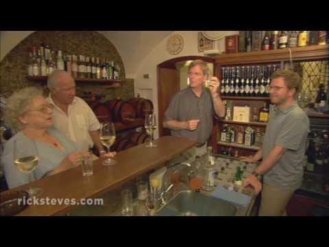 Salzburg, Austria: Sampling Schnapps on Getreidegasse