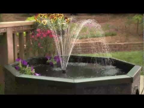 Pennington Aquagarden Raised Window Pond Kit