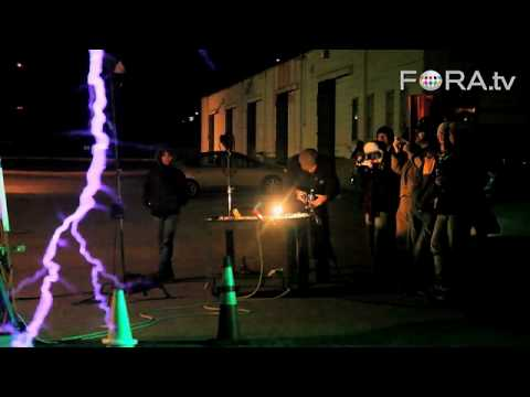 Nikola Tesla and the Quest for Wireless Electricity