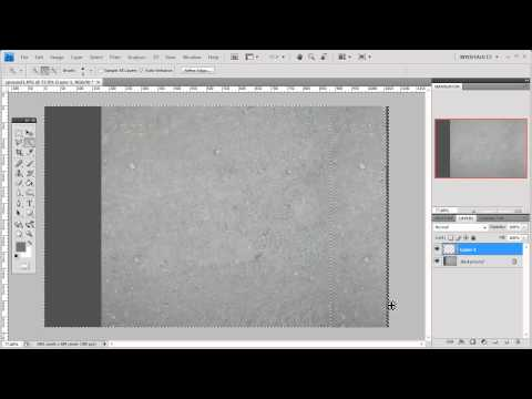 Super3's Photoshop Tutorial One - Creating Seamless Textures (CS4/CS5)