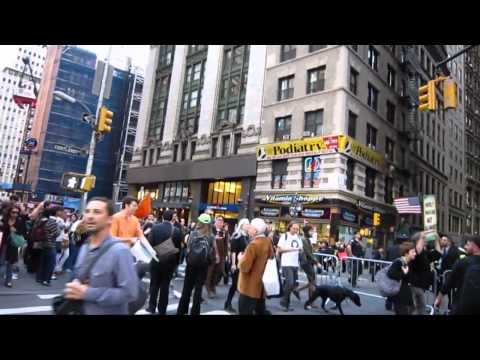 "Occupy Wall Street ""This is What Democracy Looks Like?"""
