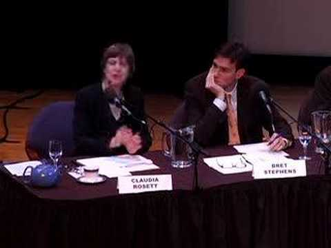 Russia Debate: Closing Remarks, part 1 (11 of 12)